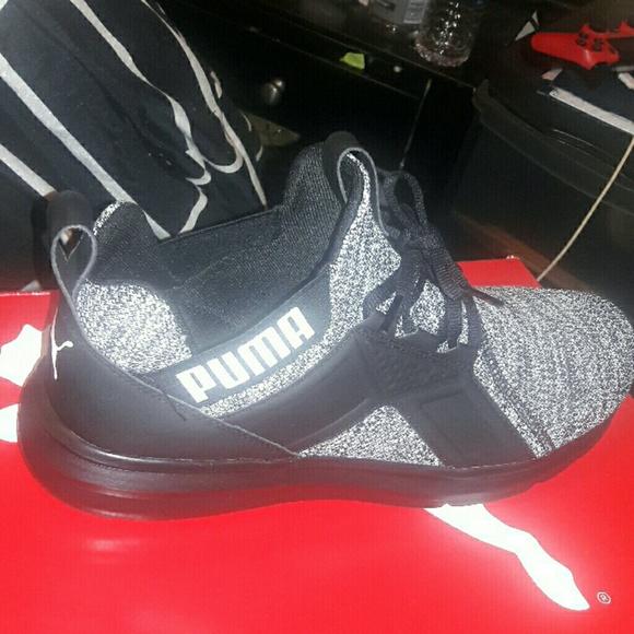 Puma Shoes   Puma Enzo Knit Nm   Poshmark